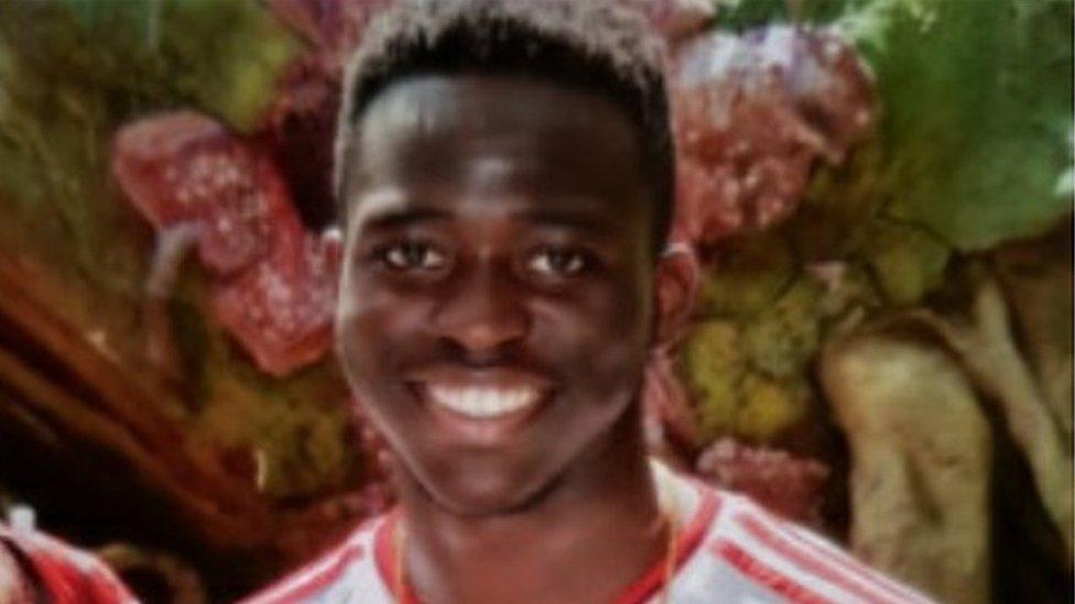 Missing Tapiwa Matuwi: Parents' plea over Swansea search