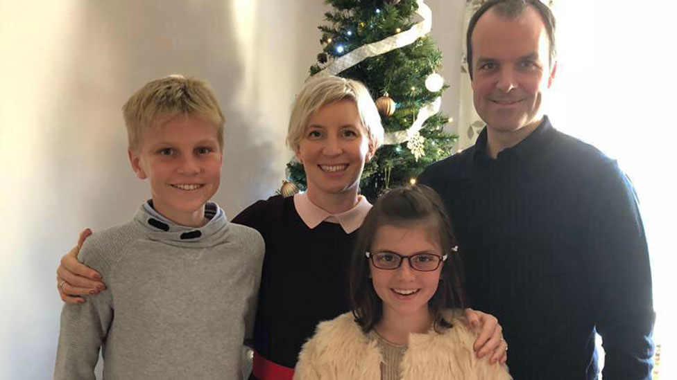 Sri Lanka attacks: British dad's tribute to 'amazing' family