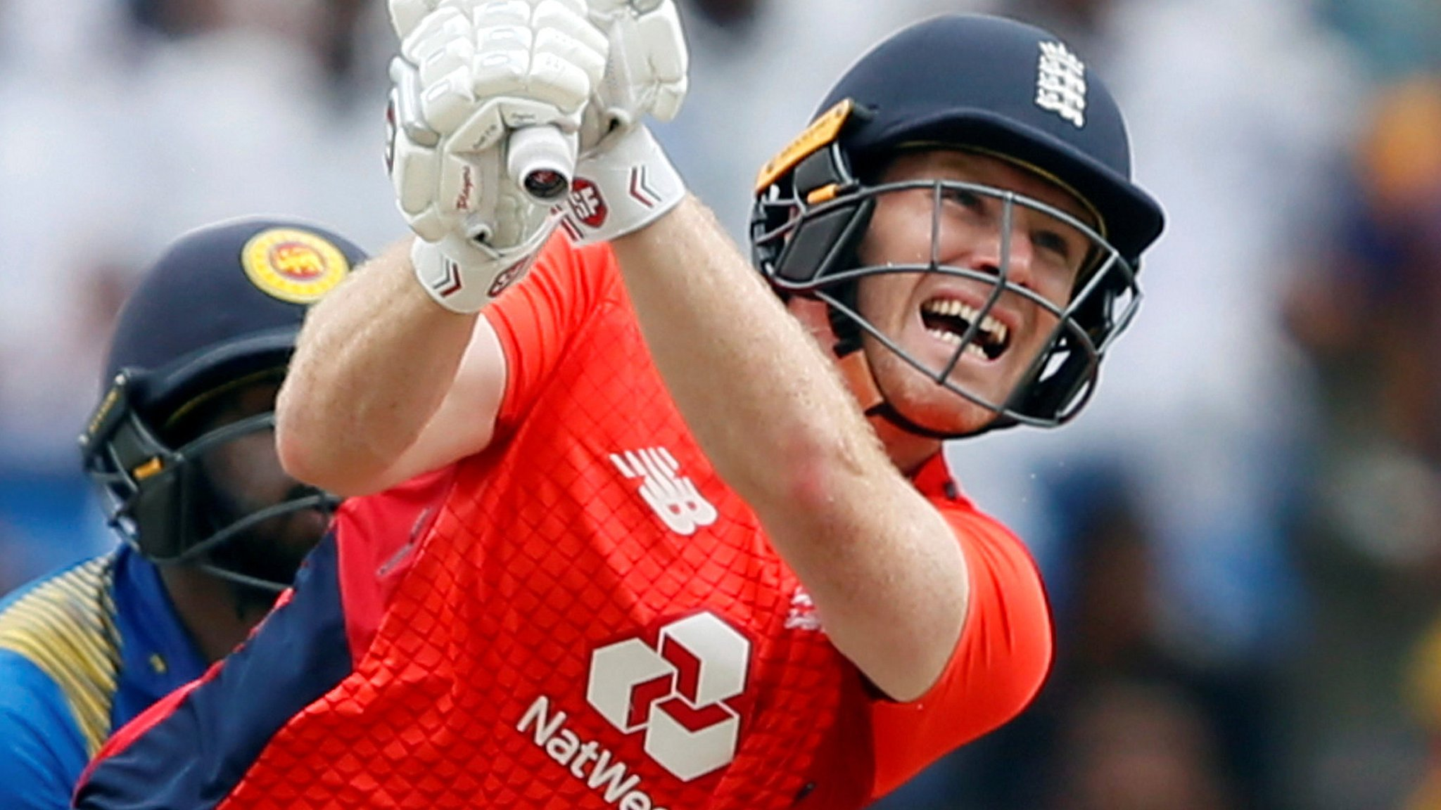 Sri Lanka v England: Eoin Morgan's form a good sign for World Cup - Michael Vaughan