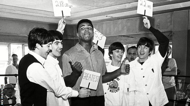 "muhammad ali i shook up the world ""i shook up the world"" that he did muhammad ali, who died friday at age 74, was a seismic human being he called himself ""the greatest,."