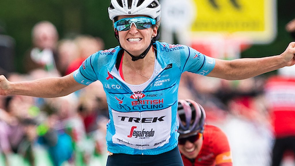 New mother Deignan takes first win for 657 days to secure overall lead in Women's Tour