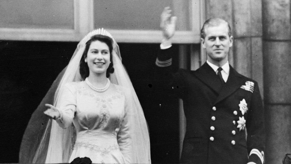 Nữ hoàng Anh kỷ niệm 70 năm ngày cưới