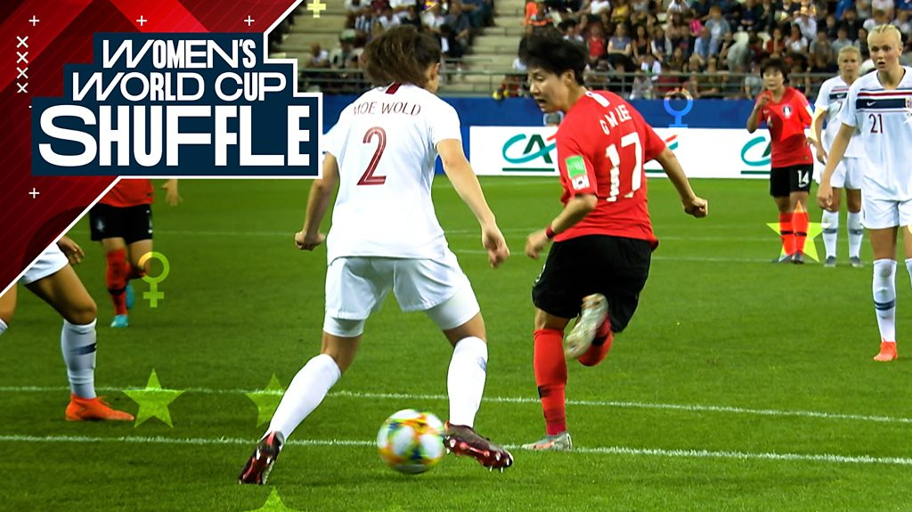 Women's World Cup 2019: Brilliant back heel & epic first touches plus all the goals