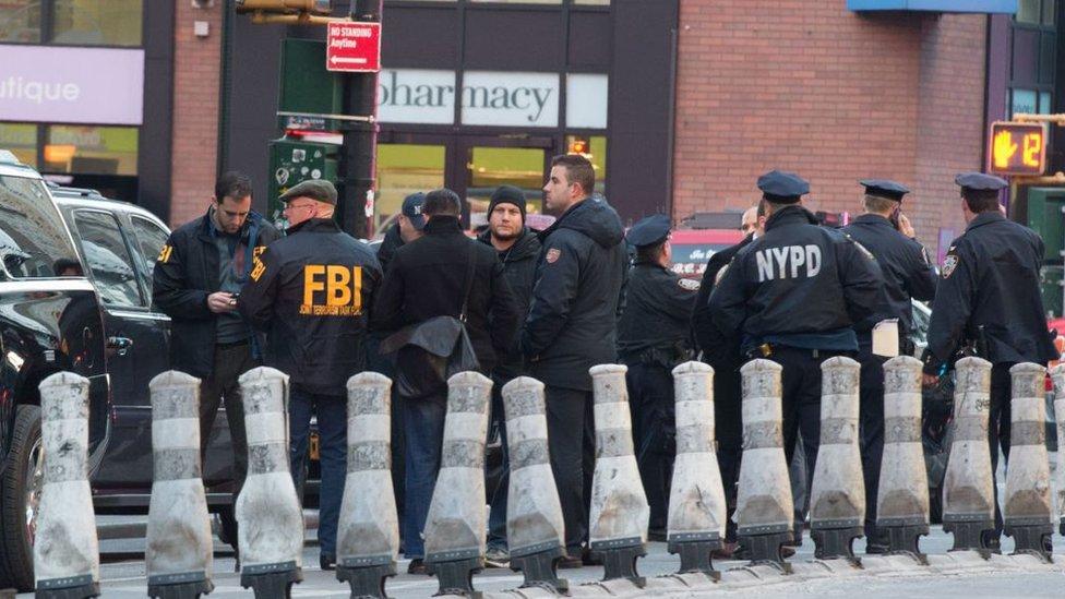 Підозрюваному у вибуху в Нью-Йорку висунули звинувачення в тероризмі