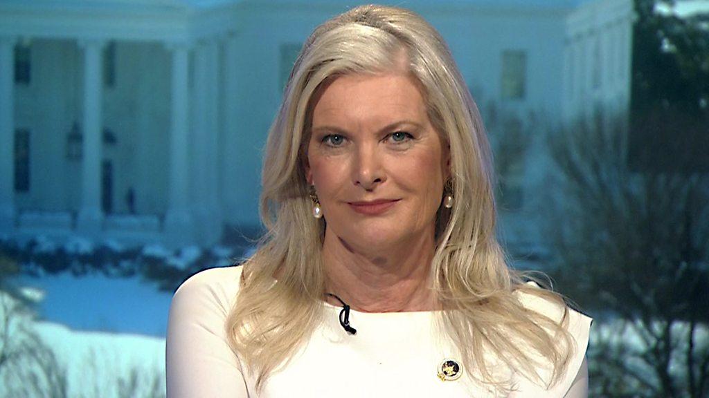 Mica Mosbacher: Trump uses 'exaggeration like a salesman'