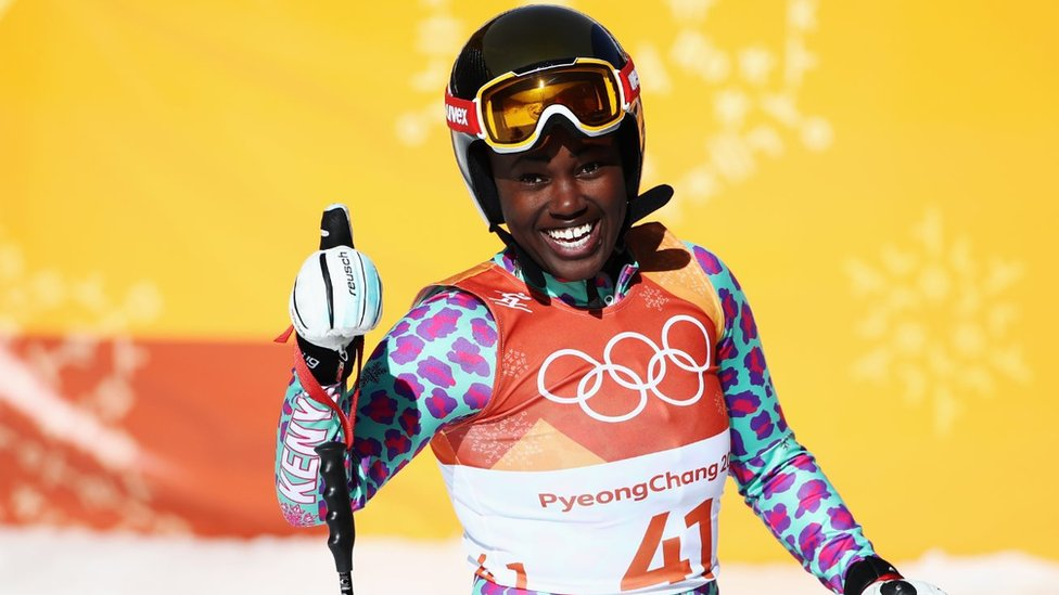 Africans at the Winter Olympics: Inspirational - or glory-hunters?