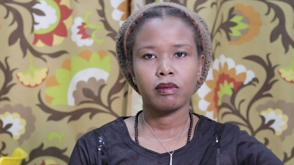 Sudanese poet Raja Bushra on the power of artistic expression