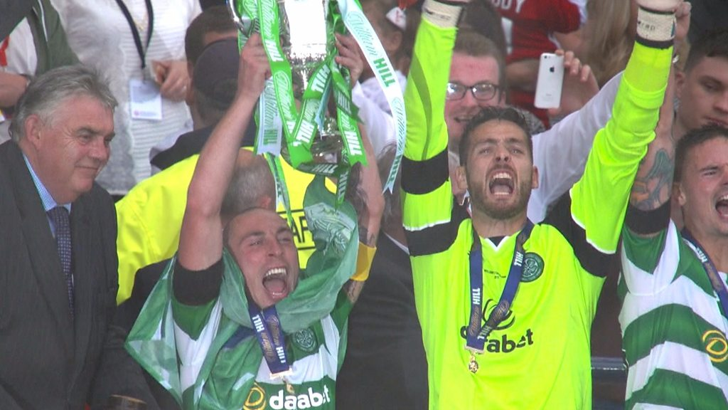 Scottish football season 2016-17: Best moments