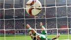 VIDEO: Incredible halfway line goal for USA's Lloyd
