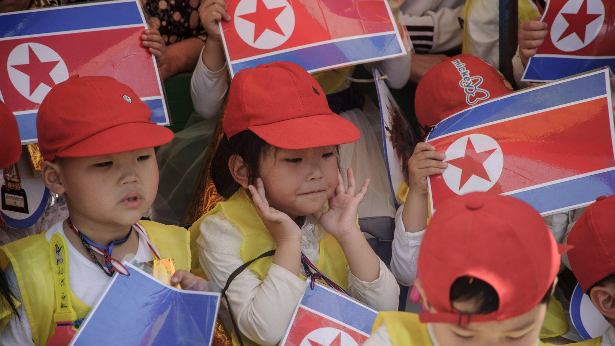 b5b228d8b North Korea  Everything you need to know about the country - CBBC ...