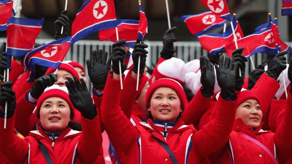 Південна Корея заплатить за делегацію КНДР на Олімпіаді