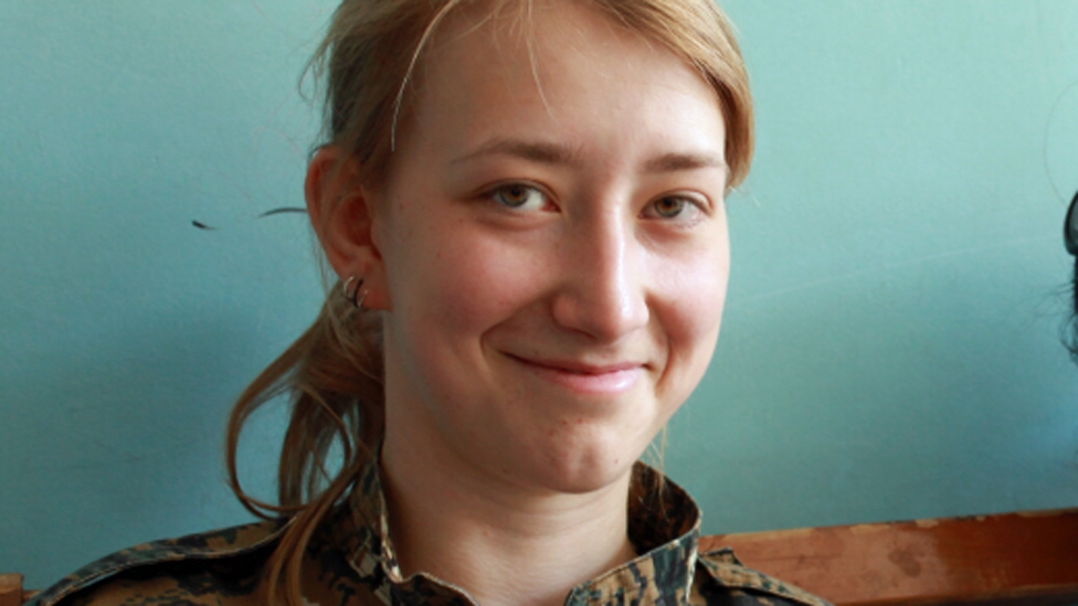 Briton Anna Campbell killed fighting with Kurdish YPJ unit