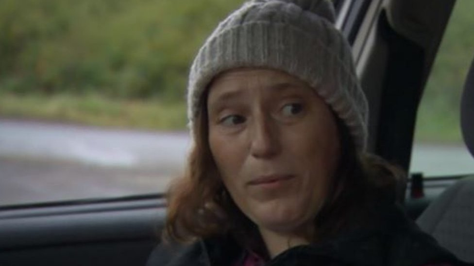 Woman lives in car for months after being evicted