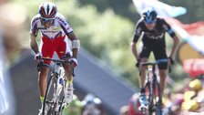 Joaquim Rodriguez wins ahead of Chris Froome