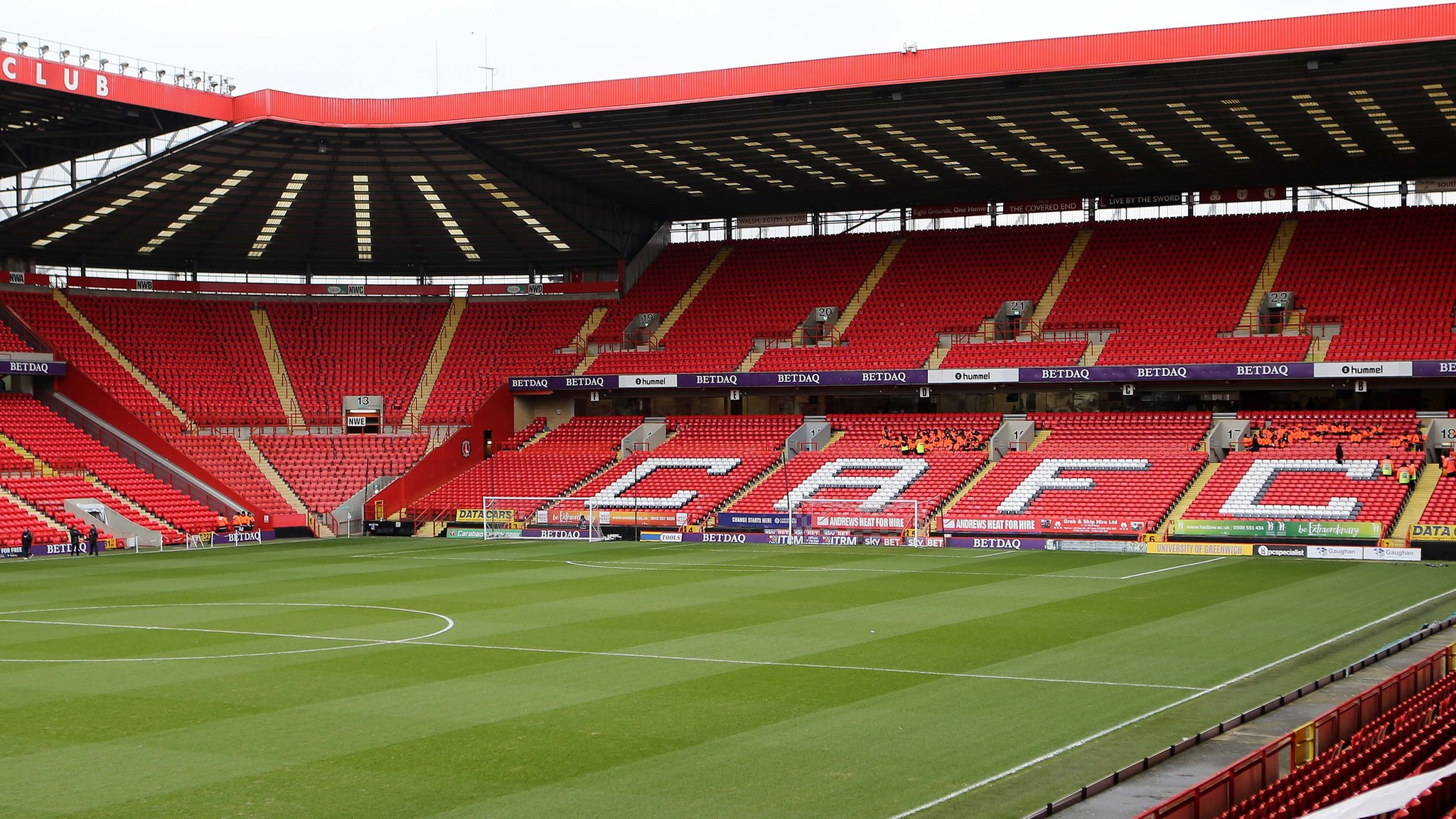 Charlton Athletic: Australian consortium close in on takeover of club | BBC