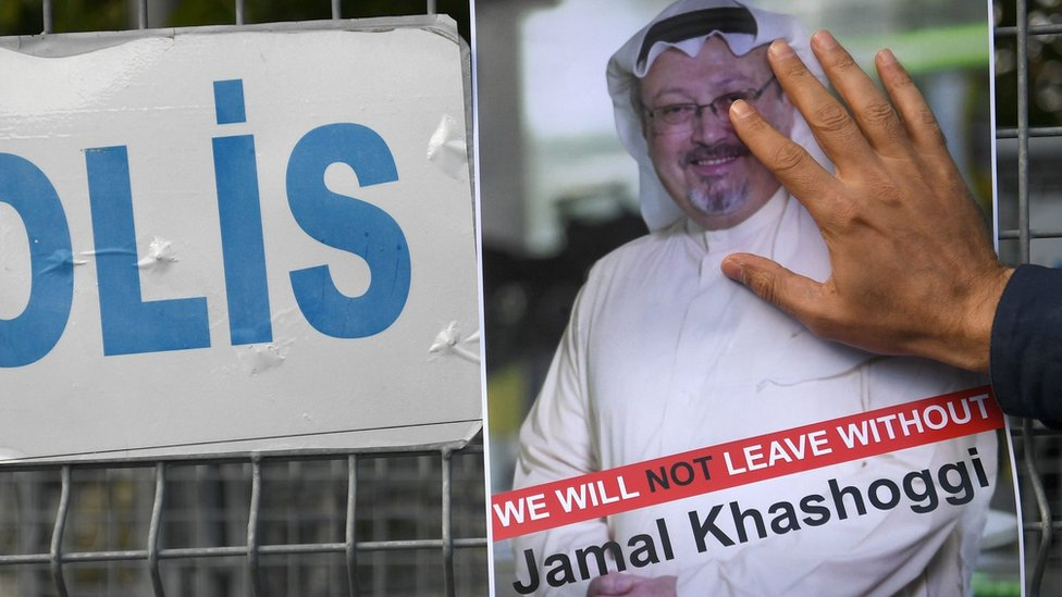 Jamal Khashoggi death: Saudi Arabia says journalist was murdered