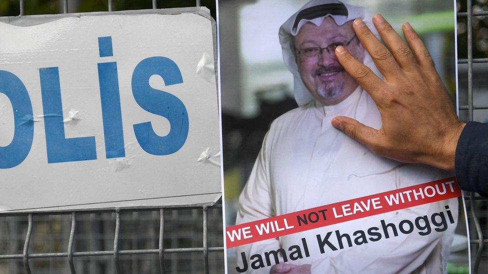 Jamal Khashoggi death: Saudi Arabia says journalist was murdered
