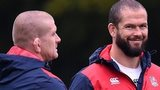 Graham Rowntree and Andy Farrell
