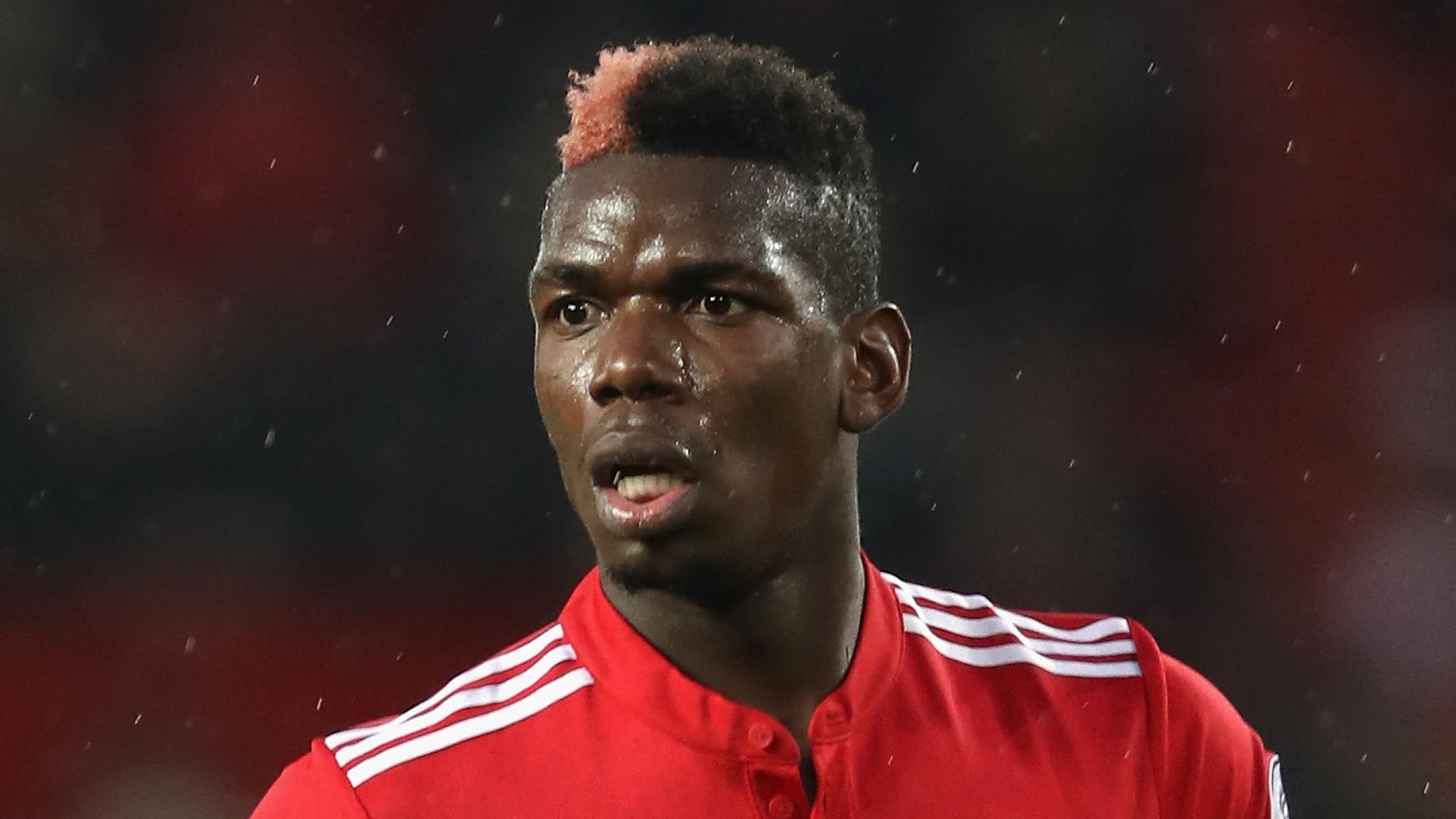 Illness rules Pogba out of Man Utd FA Cup tie at Huddersfield