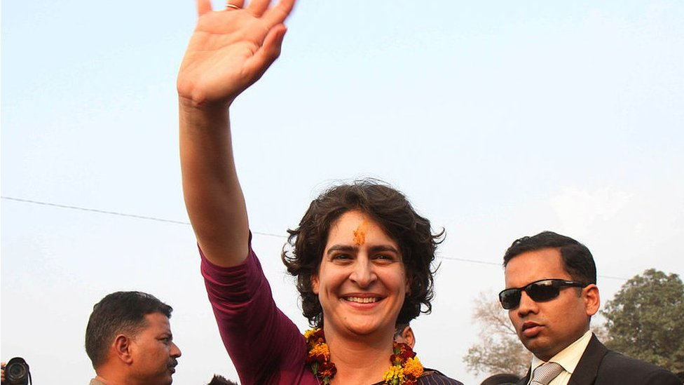 Lok Sabha election 2019: Priyanka Gandhi takes on Modi in debut speech