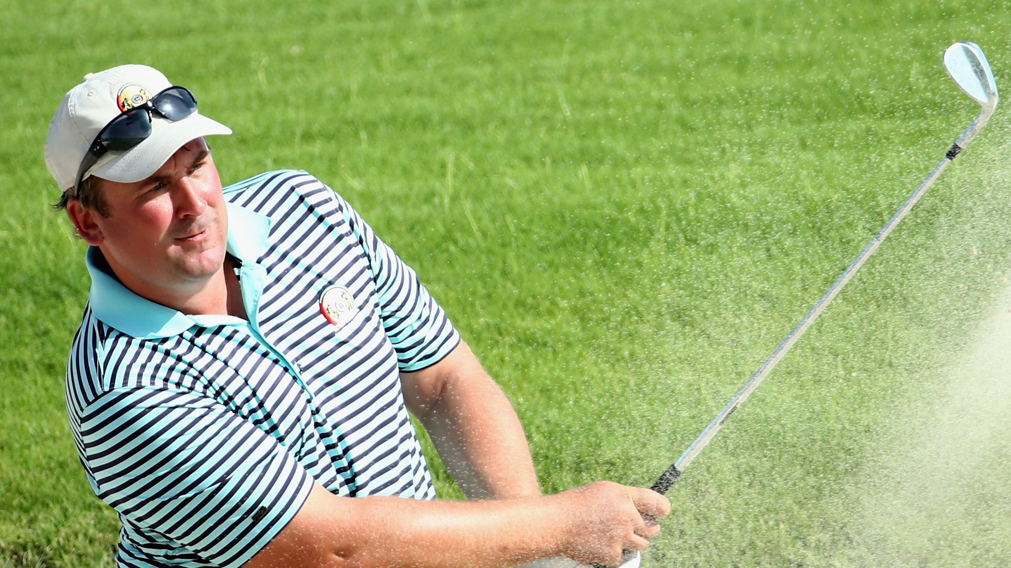 Club pro revels in 'surreal' Abu Dhabi opportunity