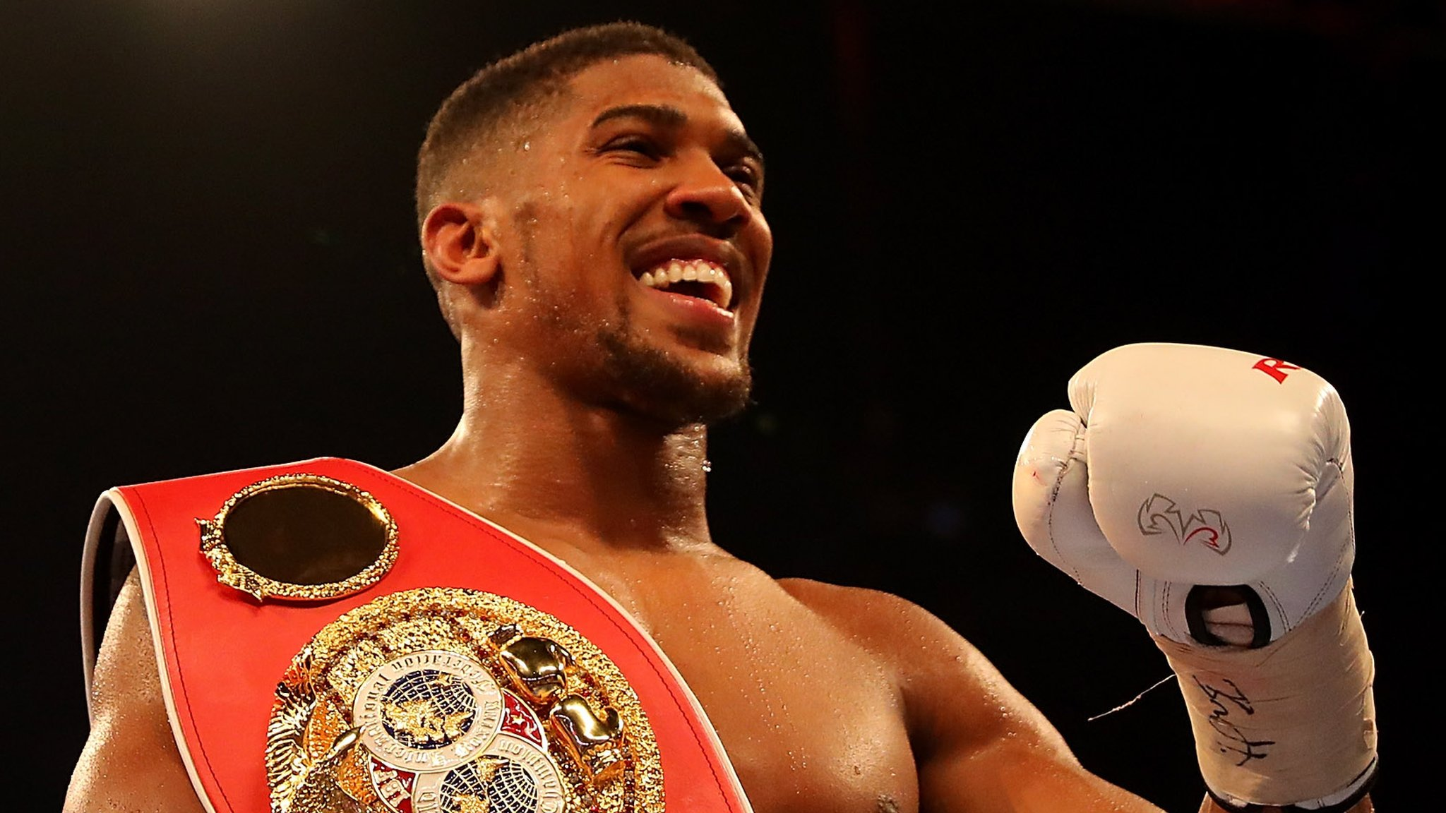 Joshua knocks out Breazeale in seventh to retain IBF heavyweight title