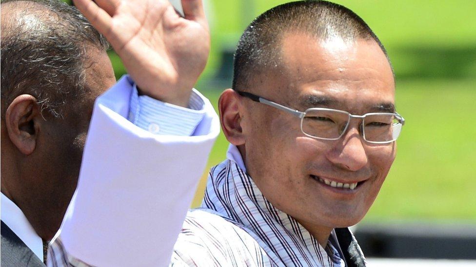 Bhutan's prime minister Tshering Tobgay