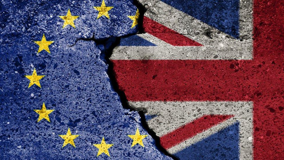 Si todo sale como planeado, el Brexit se hará efectivo a la medianoche europea del 29 de marzo de 2019.
