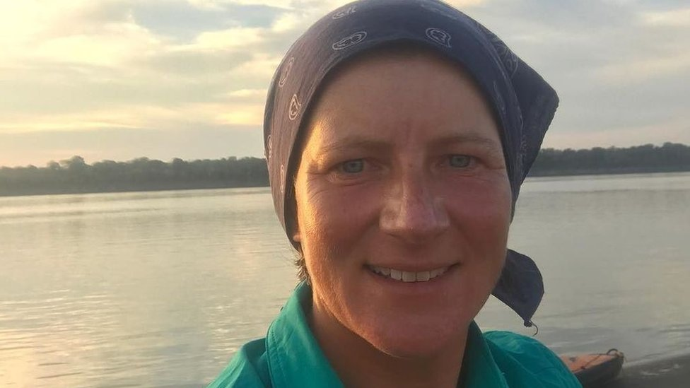 British kayaker Emma Kelty 'murdered' on Amazon trip