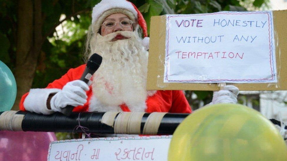 गुजरात लगाएगा भाजपा, कांग्रेस की किस्मत पर अंतिम मुहर