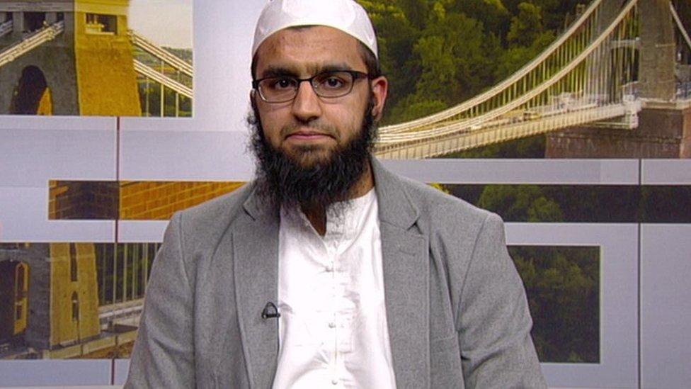 Leadership debate: BBC defends vetting process after imam's tweets emerge
