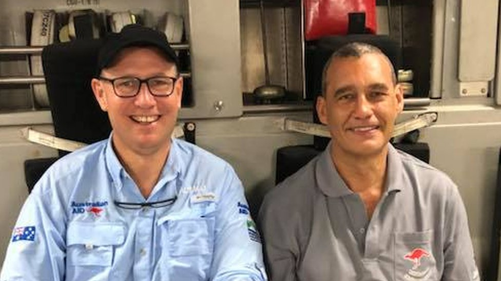 Cave rescue: Australians to receive honours, PM Turnbull says | BBC