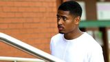 Saidy Janko at Celtic Park
