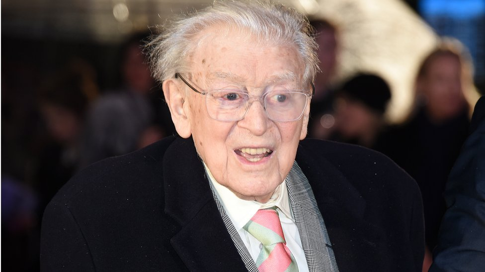 Dad's Army creator Jimmy Perry dies