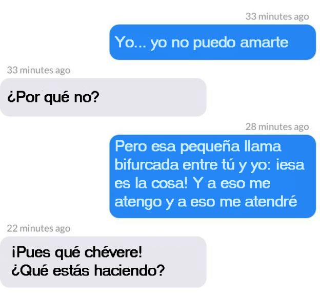 intercambio de mensajes 1