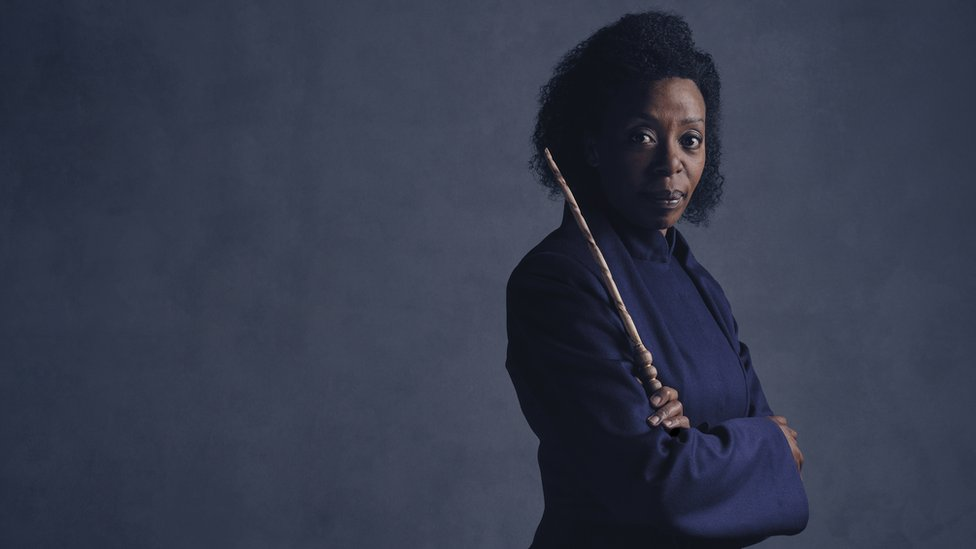 Noma Dumezweni on Harry Potter and the Cursed Child's next steps