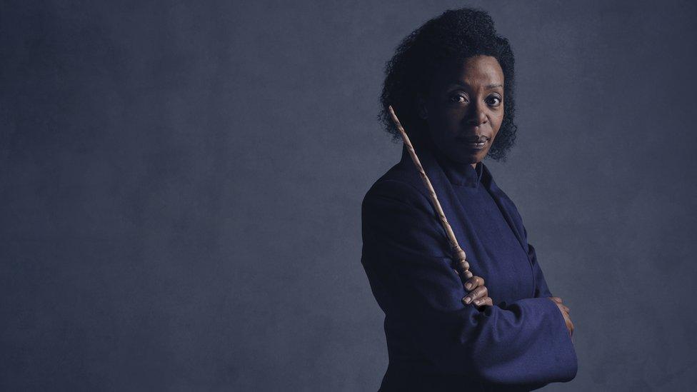 Noma Dumezweni on Harry Potter and the Cursed Child's next steps