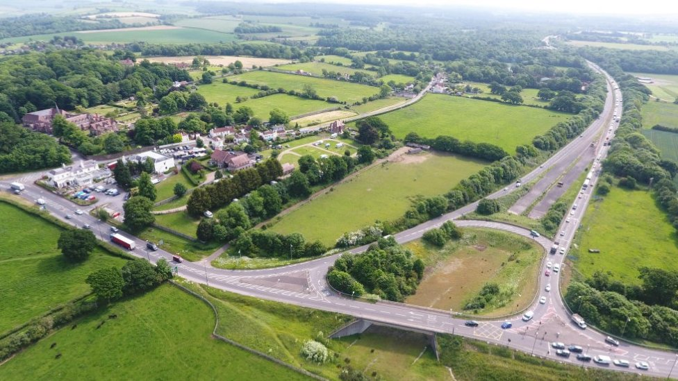Arundel bypass options unveiled in £260m road upgrade