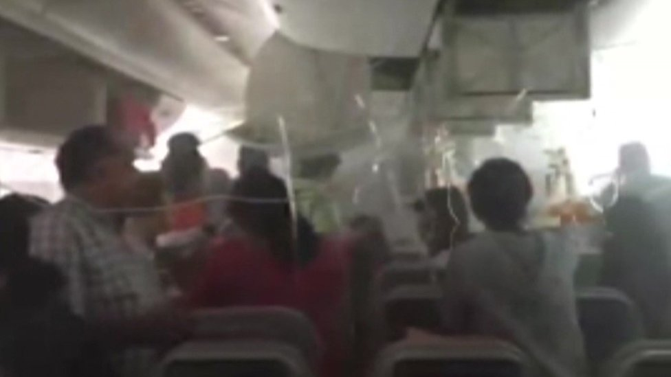 Emirates crash-landing: Inside the plane that crash-landed