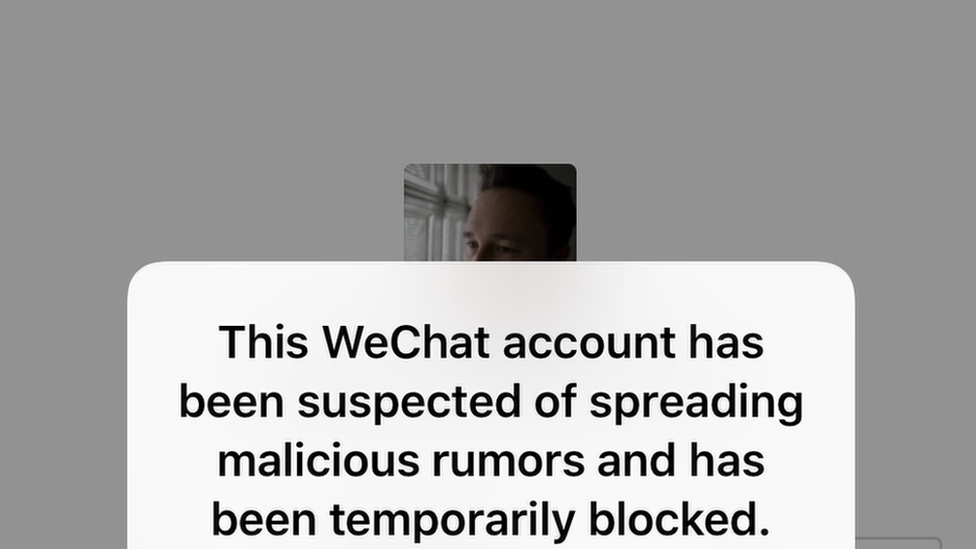 Diblokir wechat yang membuka sementara akun Cara Mengatasi