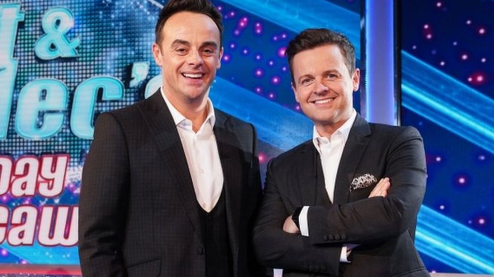 Ant and Dec's Saturday Night Takeaway: The show returns ...