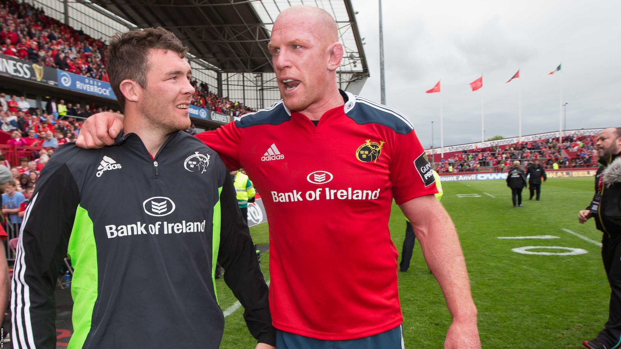 O'Mahony has 'sense of perspective' - O'Connell