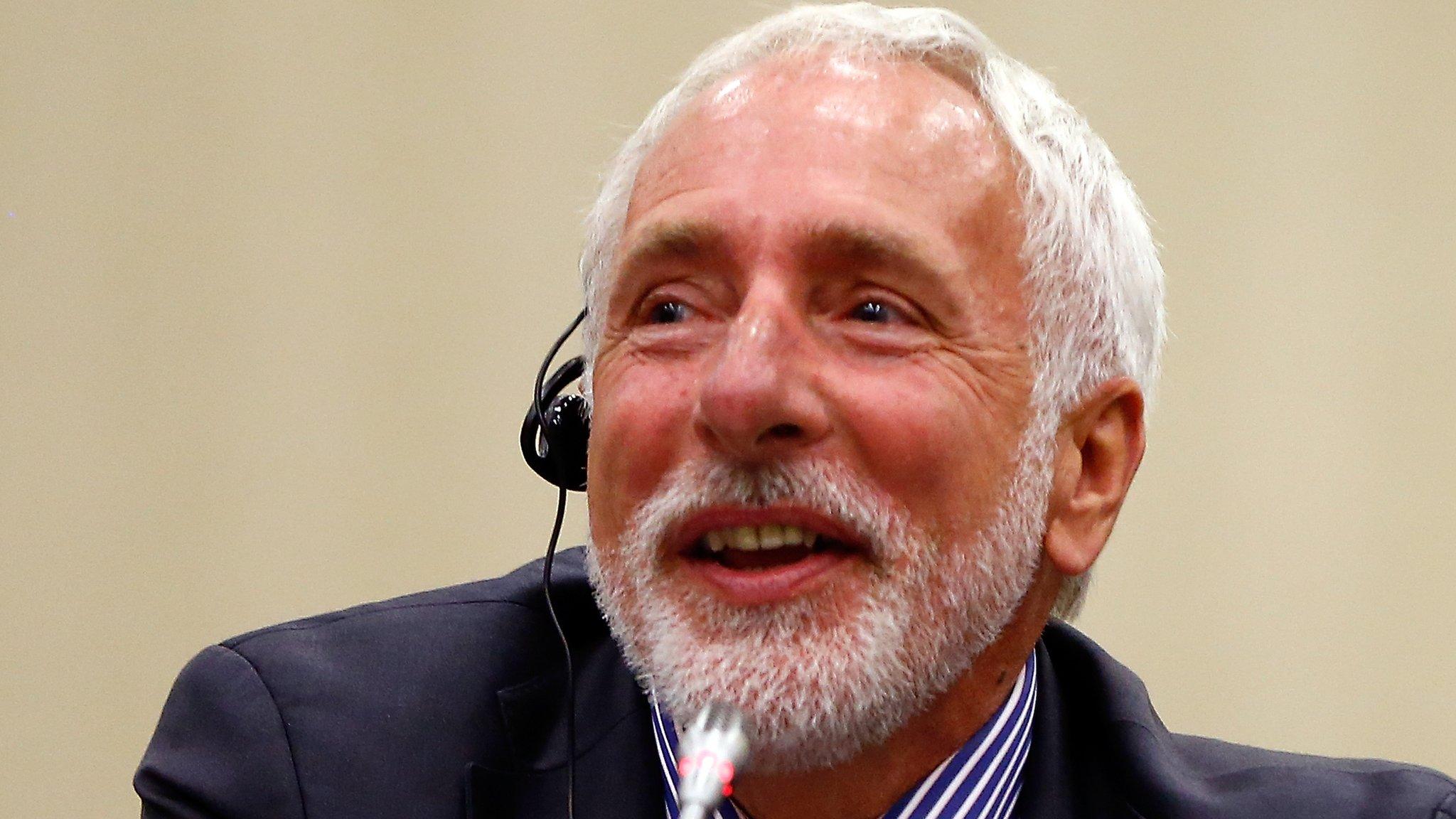 US athletics president put on leave amid investigation