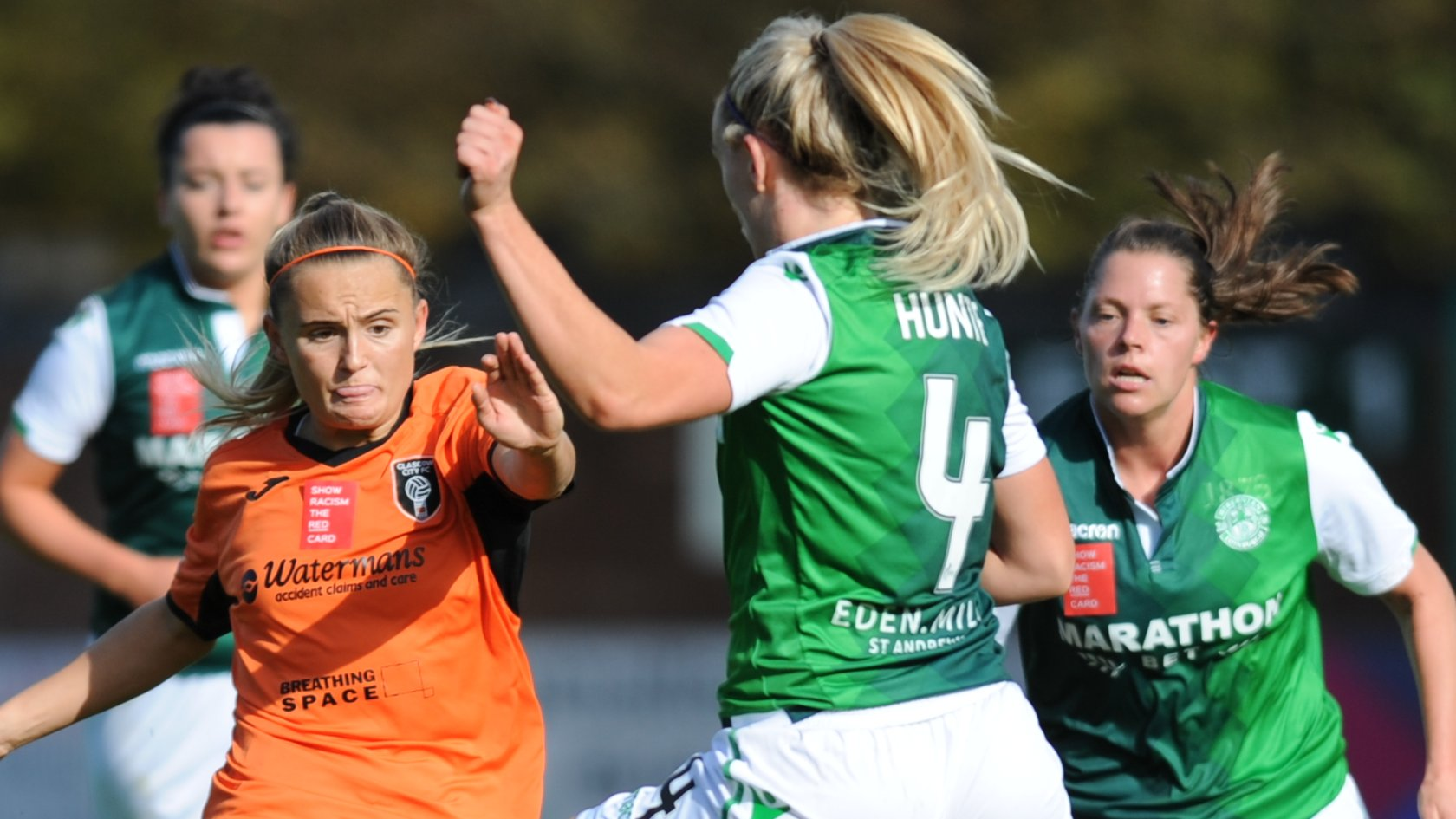 Watch: Hibernian v Glasgow City (BBC Alba)