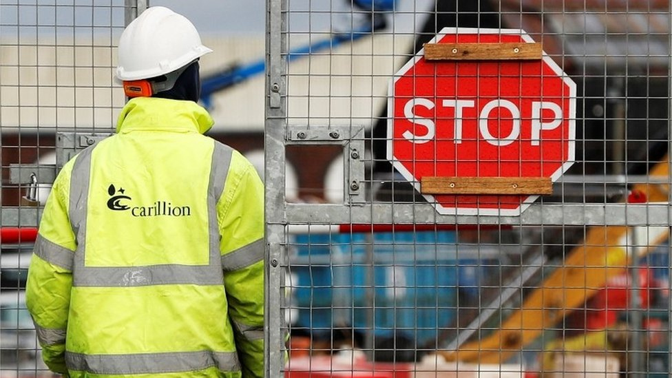 Carillion directors to be investigated