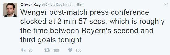 Times journalist Oliver Kay tweet