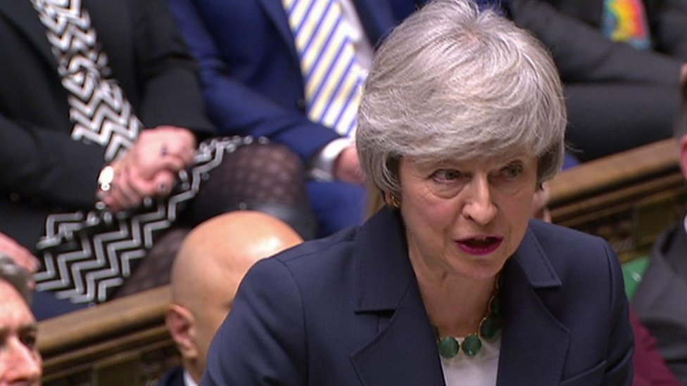 PMQs: May and Thomas on police stop and searches