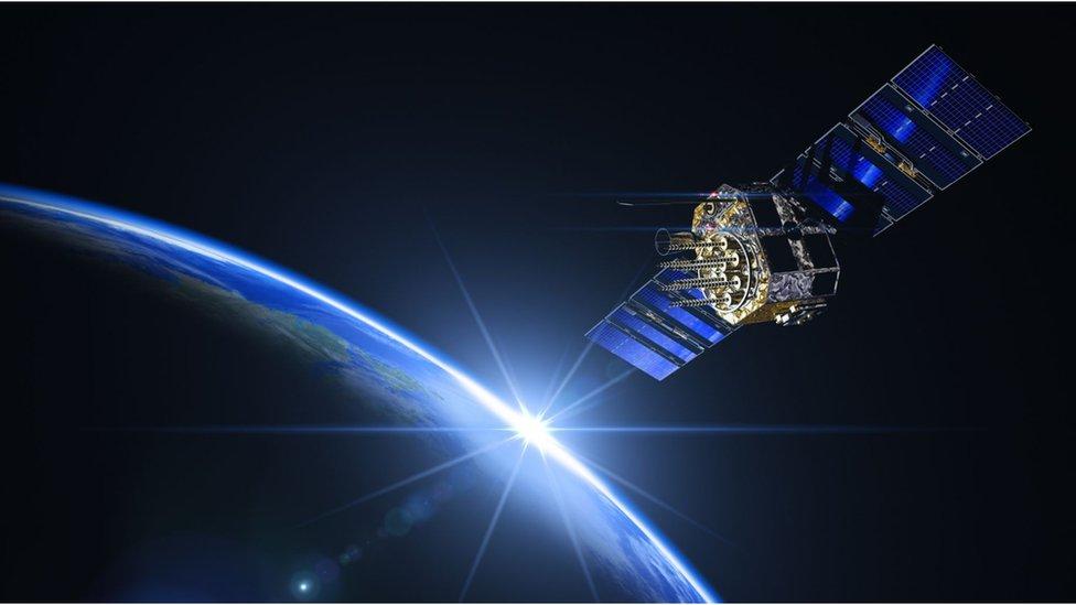 Queen Elizabeth Prize for Engineering: GPS pioneers lauded