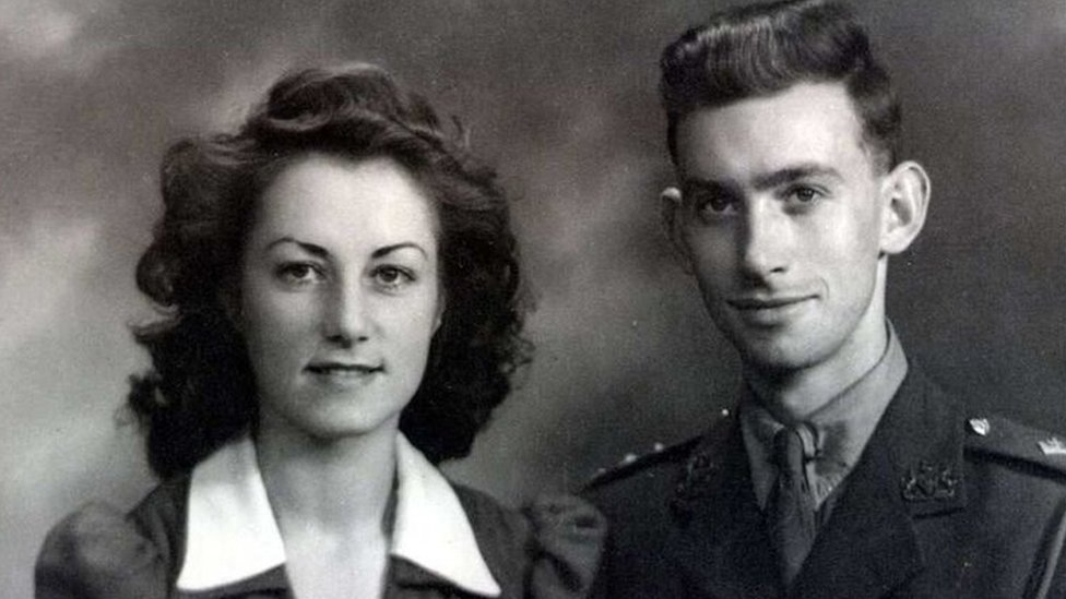 British war bride and Canada groom die within hours of each other