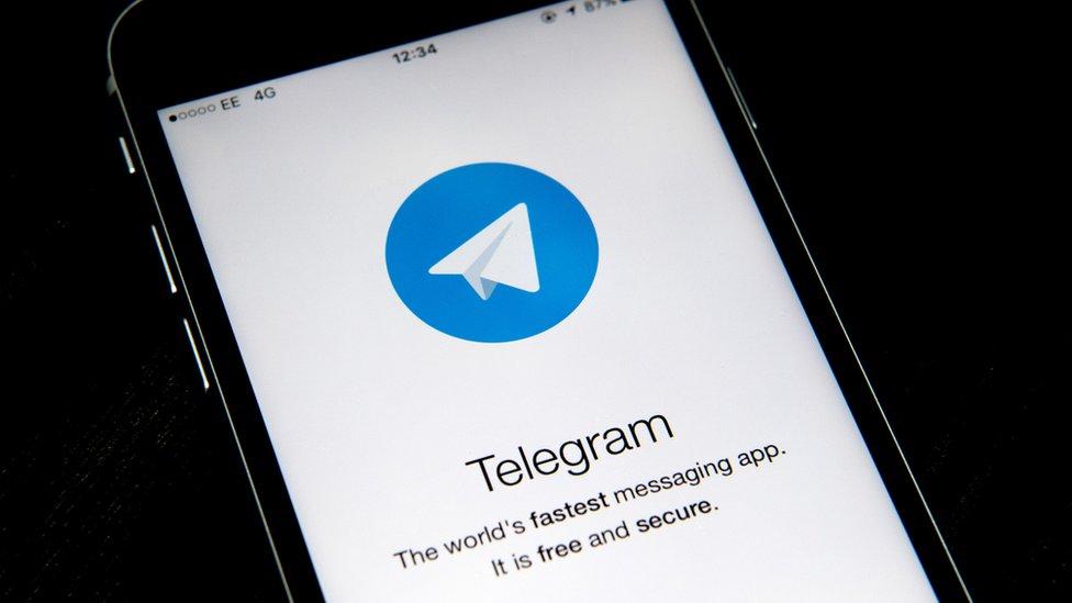 Russia's Telegram block hits web users